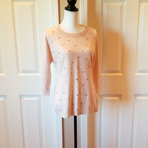 New York and Co. Long sleeved top